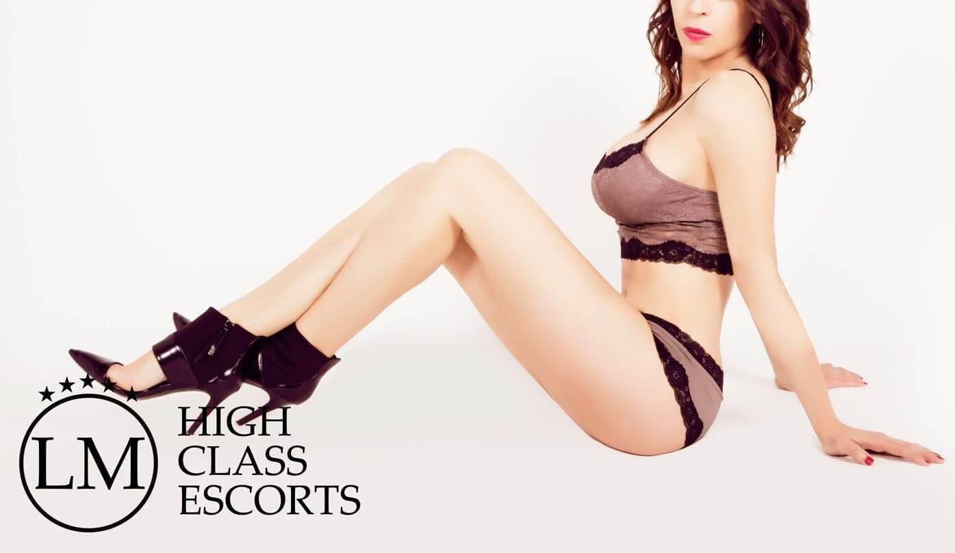 Maria Escort de Barcelona – La escort más elegante en Barcelona – Agencia de Escorts Lola Marti
