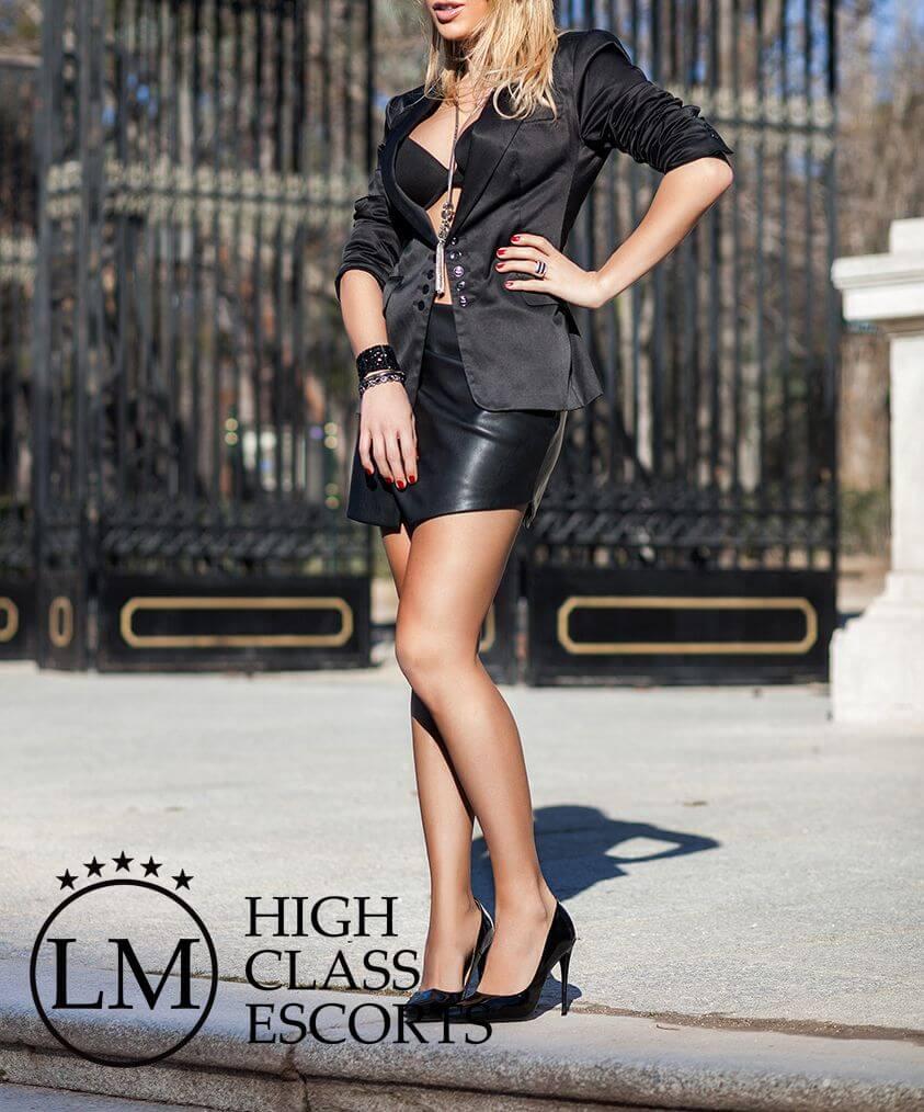 Cristina Escort de Barcelona – Señorita de compañía en Barcelona – Agencia de Escorts Lola Marti