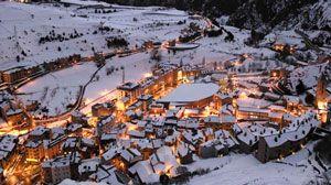 Chicas en Andorra