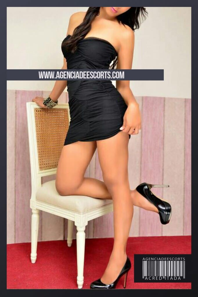 Evelyn, escort en Madrid