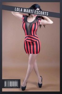 Yolanda, escort en Madrid